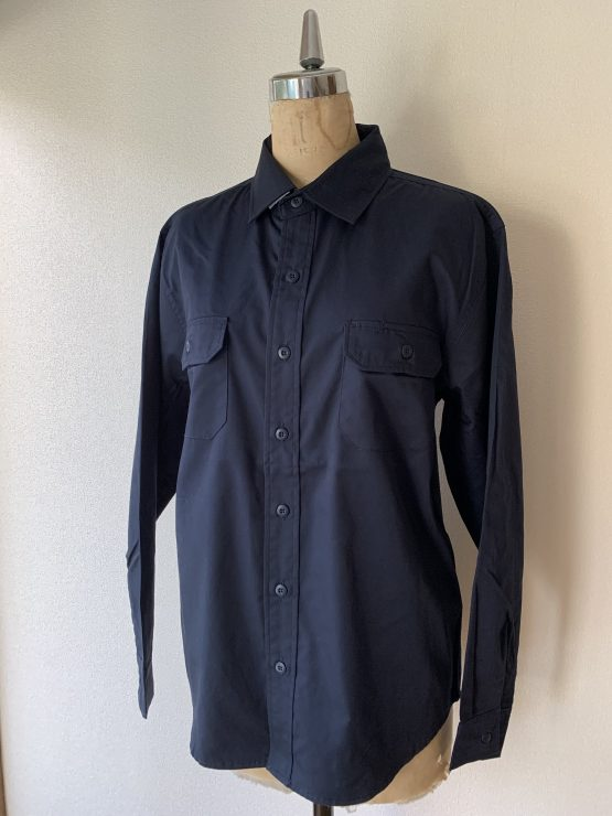 Rockstar workshirt navy front