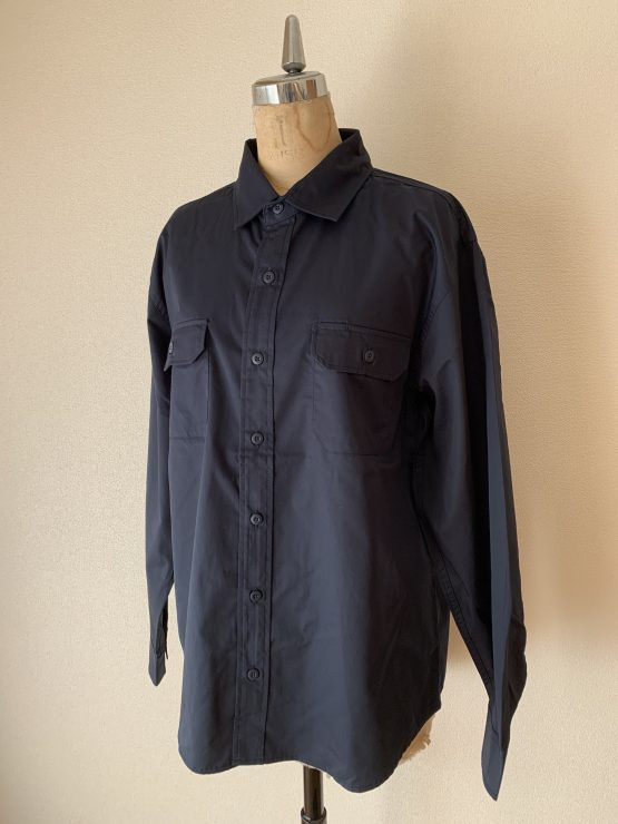Rabbit workshirt gray front